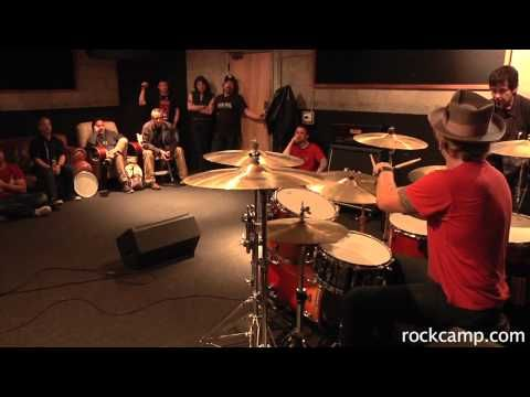 ▶ Rock and Roll Fantasy Camp Master Classes with Steve Stevens, Kip Winger, and Matt Sorum - YouTube