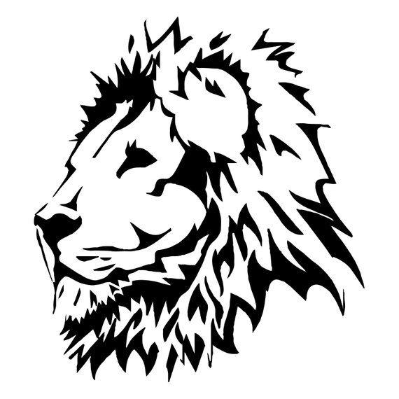 Lion 9 Leopard Jaguar Wild Cat Spots Wildlife Wild Animal Zoo Etsy In 2021 Animal Stencil Lion Stencil Wild Animals Pictures