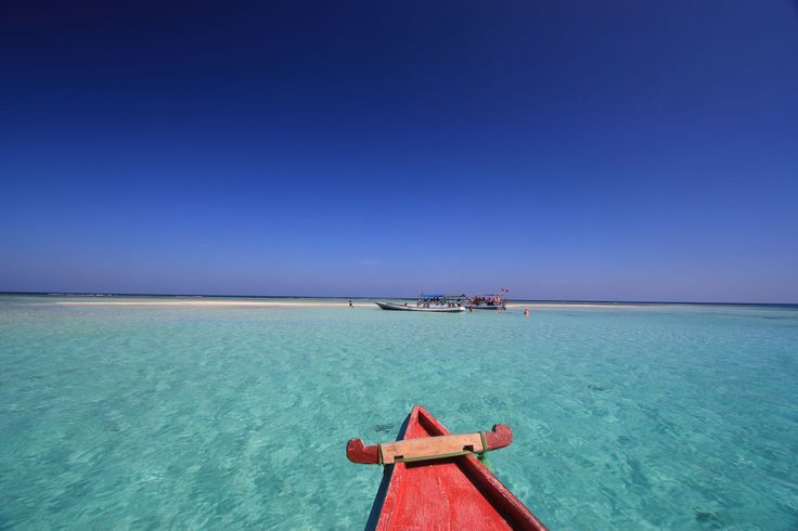 nice view of Gosong island
