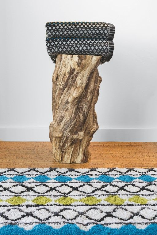 Grid bath towels and rugs: part of Sorema - Bath Fashion Collection in 2017