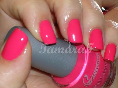 Crisnail-Pin Up Pink