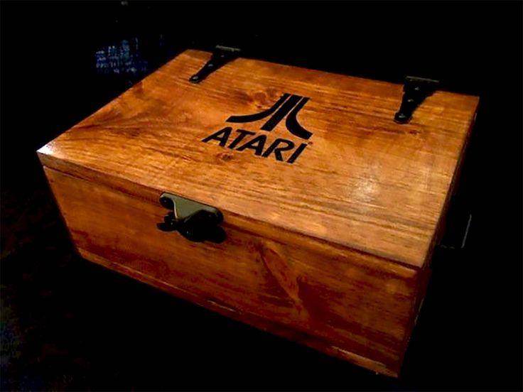 Atari lançará um videogame portátil, diz comunicado!