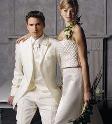 White wedding!
