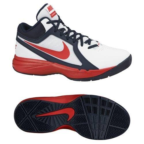 Zapatatillas de baloncesto Nike Overplay,  ideales para todos los juegos. Disponibles los modelos VII y VIII www.basketspirit.com/Zapatillas-Baloncesto/Zapatillas-The-Overplay