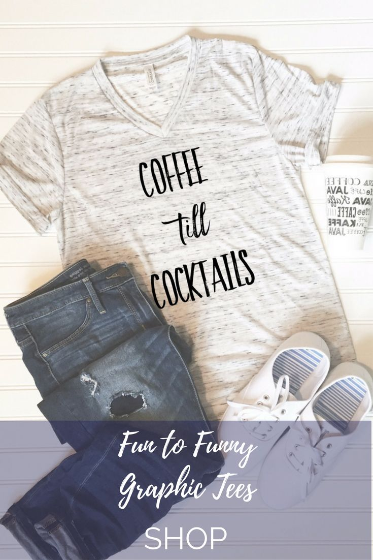 Hilarious Graphic Tees and quotes.  Libby and Dot Collections | Boutique Women's Clothing and Monograms