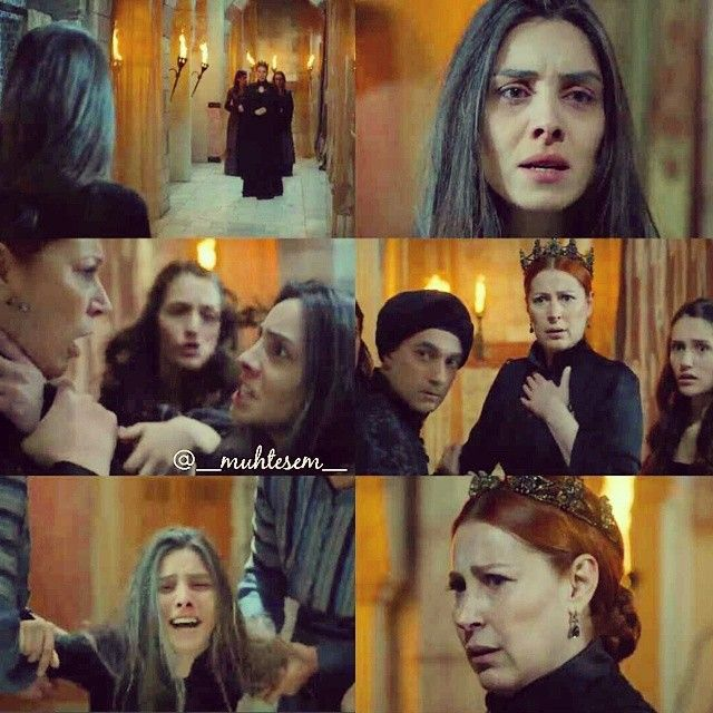 The curse in a mother's tears- Mahidevran Sultana losing herself after tragedy strikes because of Hurrem Sultana