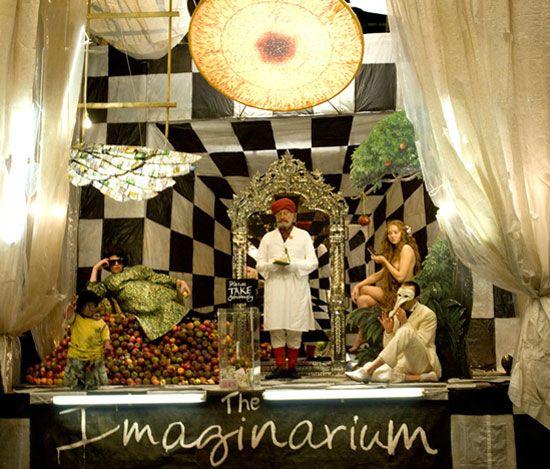 Memorable movie moments: The Imaginarium of Doctor  Parnassus