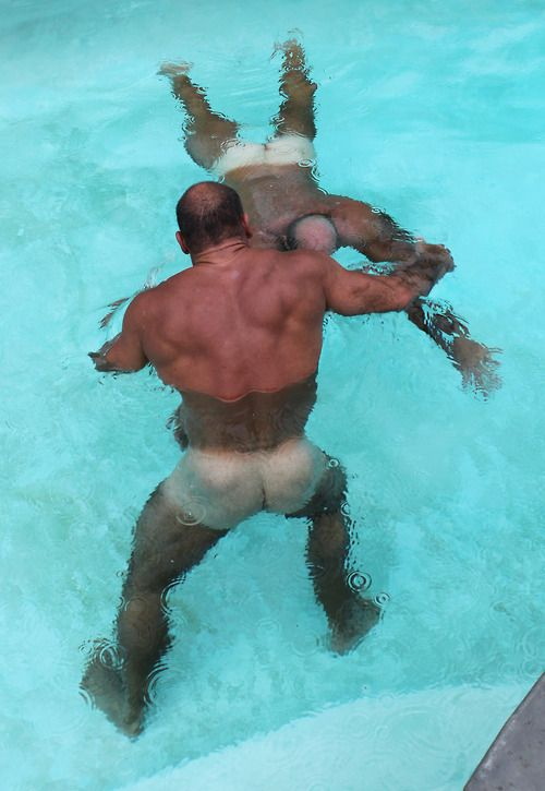 Gay bear public nudity they didn039t waste