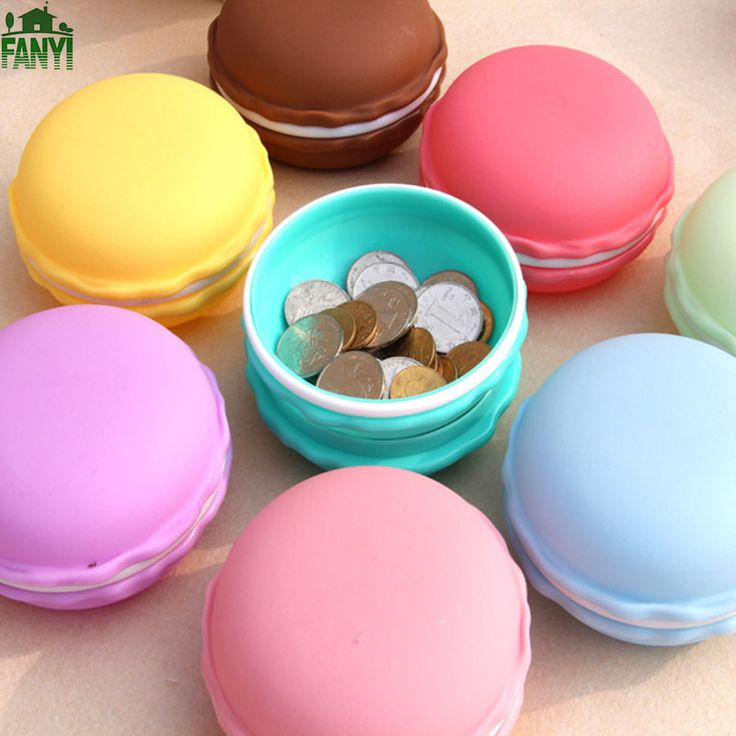 FANYI Ukuran Segar Macaron Warna Kotak Perhiasan Besar Kotak Obat Portabel Kreatif Lucu Puing-puing Kotak Penyimpanan Makeup