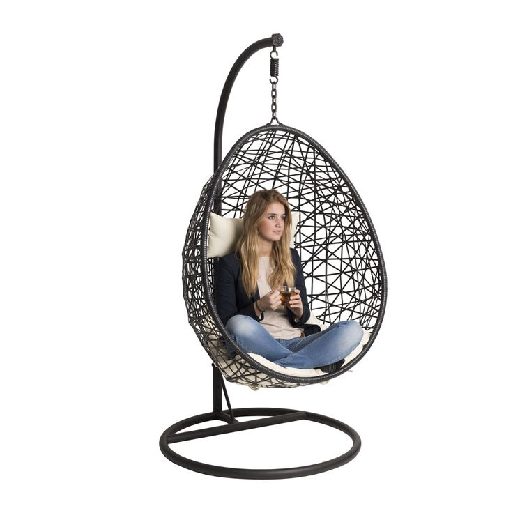 Hangstoel swing xenos donna for Hang stoel