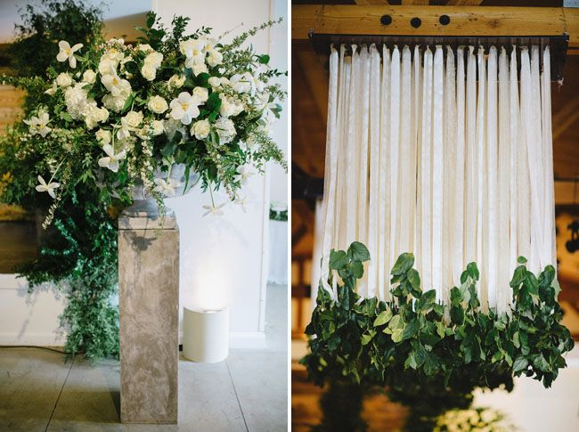 Best Installations Floral Images On Pinterest Flowers - Beautiful diy white flowers chandelier
