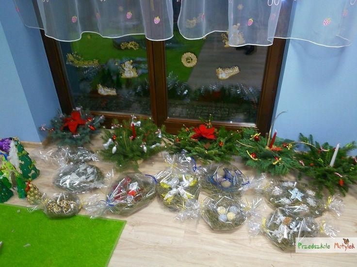 Święta Bożego Narodzenia w Prywatnym Przedszkolu Motylek w Krakowie