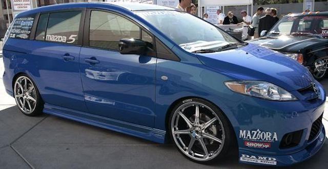 5 Times The Mazda5 Broke Minivan Cliches Realmazdaparts Blog Realmazdaparts Com In 2020 Mini Van Mazda Bmw Car