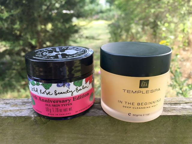 BEAUTY: The Perfect Dupe for Neal's Yard Wild Rose Beauty Balm from Temple Spa, Which I Prefer.
