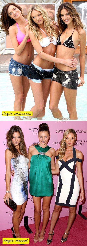 Victoria's Secret models share their workout secrets..