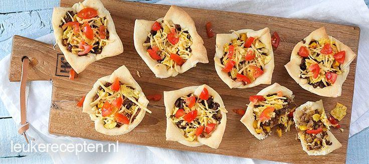 Deze Mexicaanse hapjes uit de oven zijn ideaal voor een feestje!