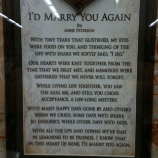 marry you again poem