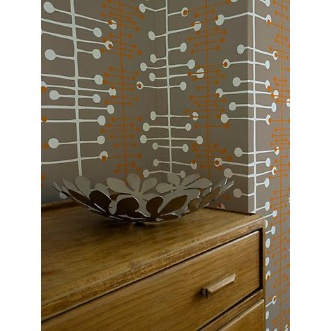 Buy MissPrint Muscat Wallpaper Online at johnlewis.com £59 - grey