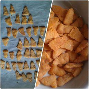 Keto Recipe: Better than Goldfish - Ruled Me