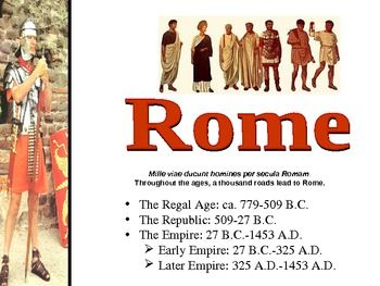 an overview of the government of ancient rome in history While the initial government of ancient rome was a monarchy, ruled by kings,  ancient rome is best known for their republic form of government, where citizens .