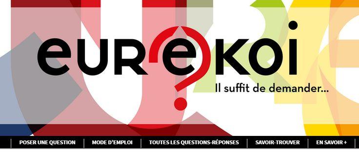 Depuis février 2015 Eurekoi remplace Bibliosésame (partenariat avec communauté française de Belgique). C'est service de réponses à distance en réseau coordonné par la Bpi qui regroupe mnt 47 bibliothèques
