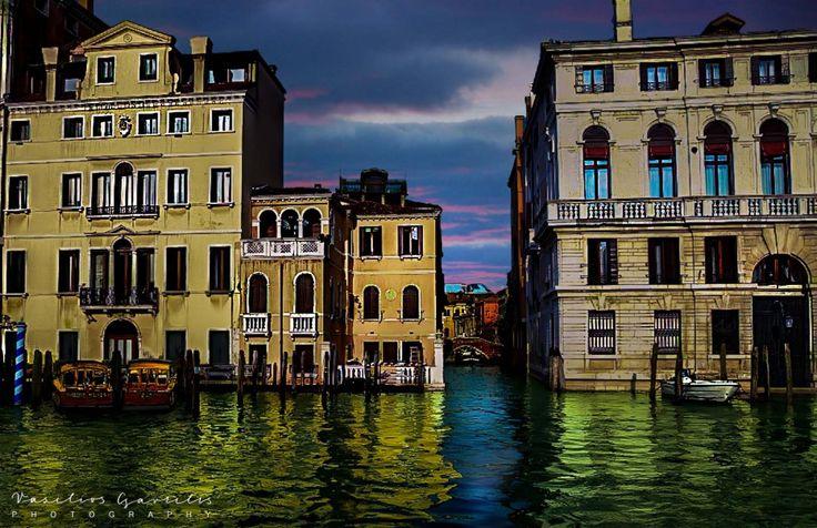Grand Canal (Venice)   PHOTOinPHOTO