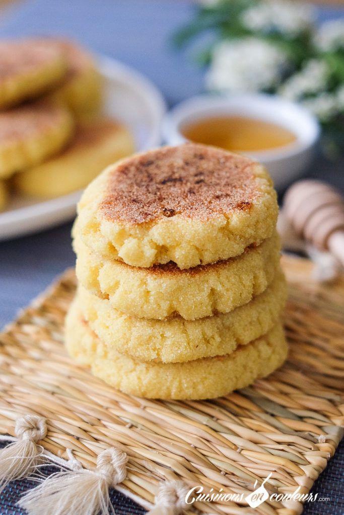 Harcha, LA recette simplifiée de la galette marocaine ...