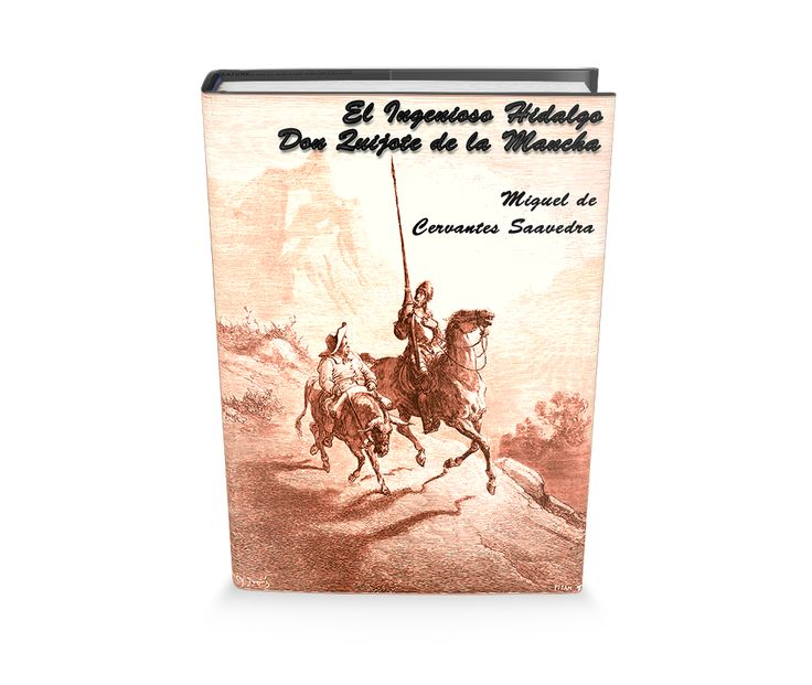 Libro Gratis El Ingenioso Hidalgo Don Quijote de la Mancha de Miguel de Cervantes Saavedra