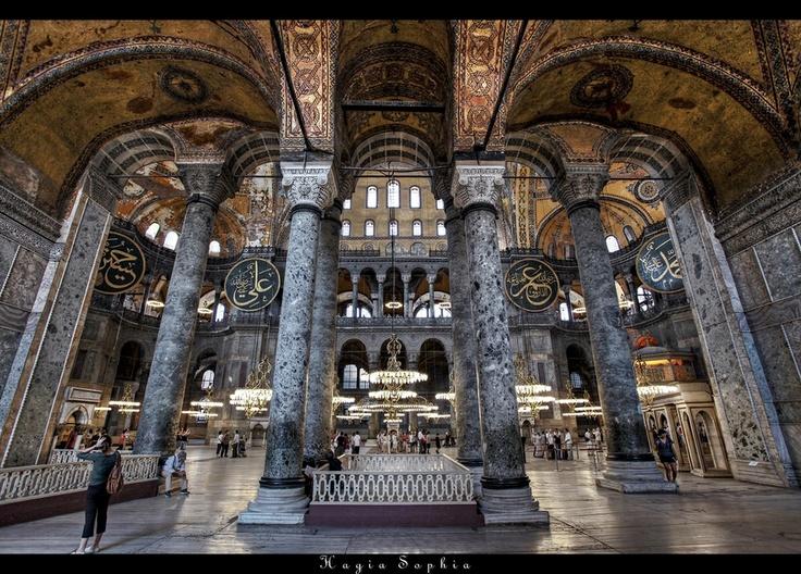 *Hagia Sophia*Istanbul