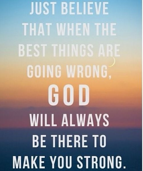 God Keep Me Strong Quotes: God Quotes Make Me Strong. QuotesGram