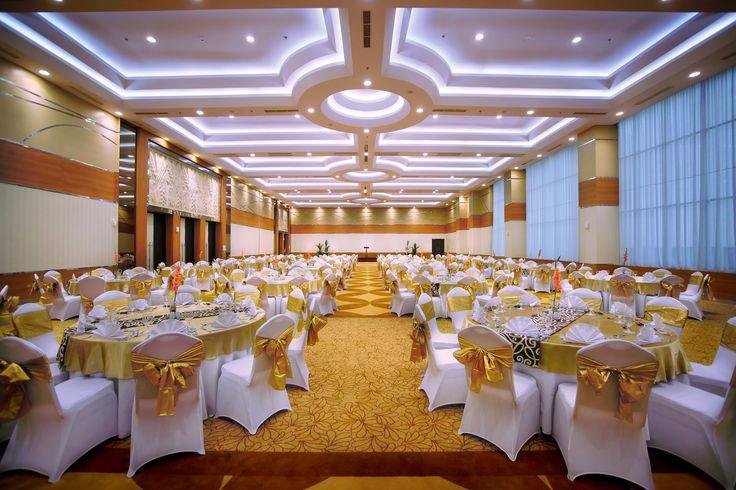 Grand Ballroom #atriamagelang #atriahotels #managedbyparador #paradorhotels #magelang #borobudur #indonesia