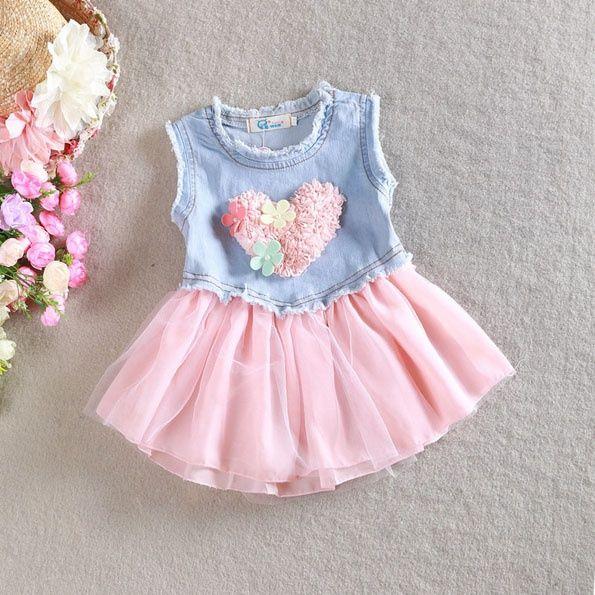 Идеи нарядных платьев для девочек
