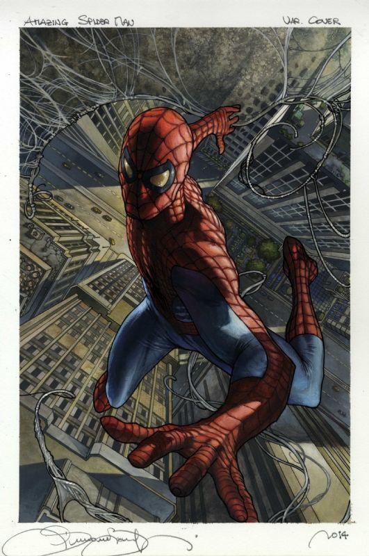Simone Bianchi - Spider-Man