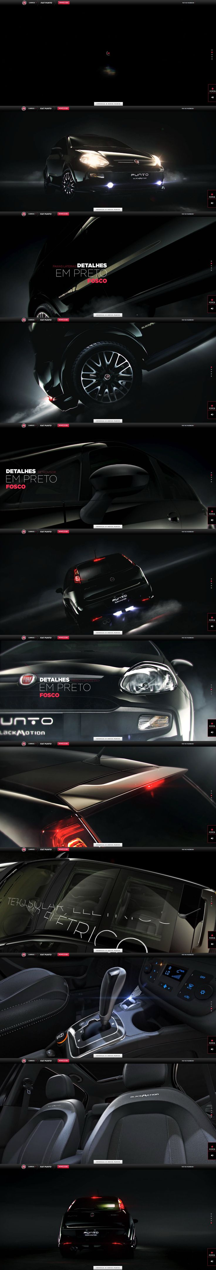 Cool Automotive Web Design