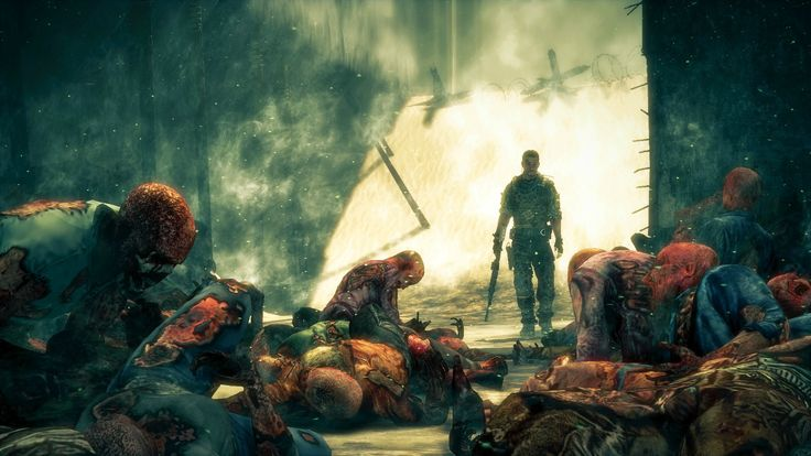 Spec Ops: The Line.. Never before has a game impacted me as much as this one.