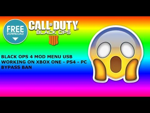 Black Ops 4 Mod Menu | BO4 Hack Aimbot Wallhack Download