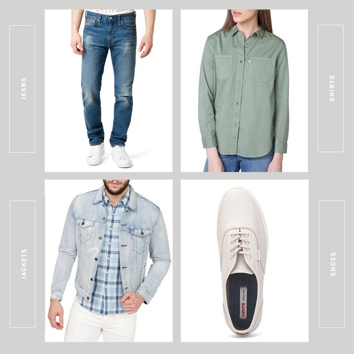 #sale up to #50% #online #onlinestore #discount #levis #liveinlevis #jeans #shirts #jacket #shoes