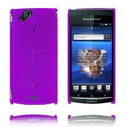 Atomic (Lilla) Sony Ericsson Xperia Arc Deksel