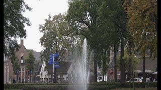 Het dorp Laren.