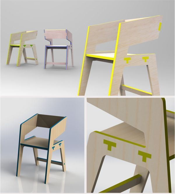 love this chair cnc chairs chairs plywood cnc plywood furniture