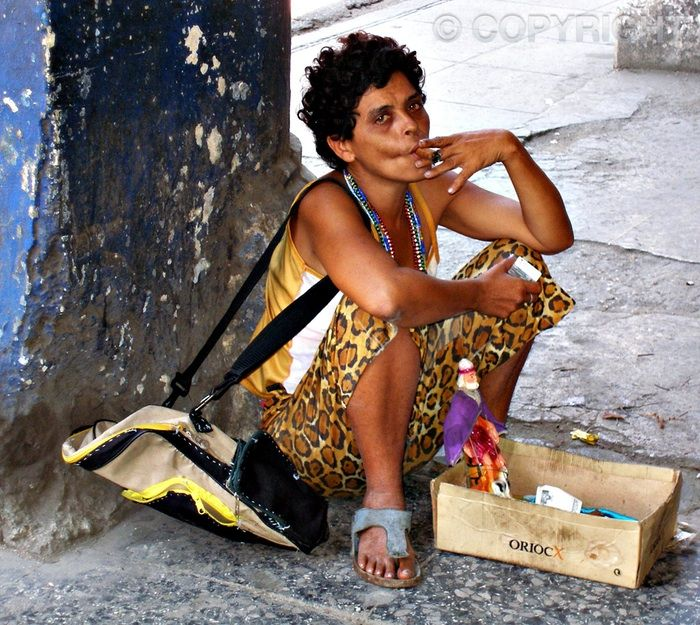 Just One More Drag - Havanna, Cuba