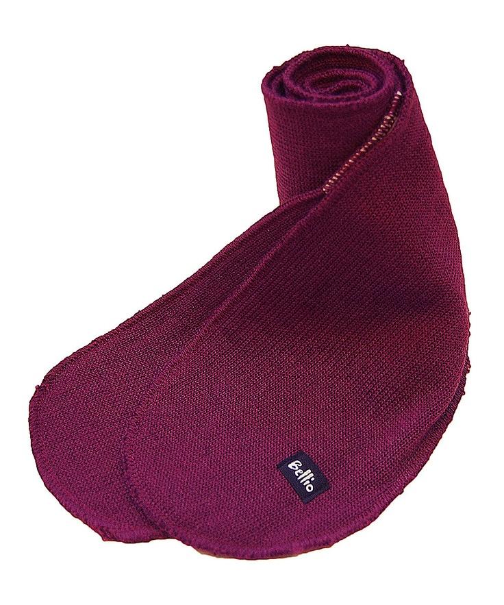 Bellio - Purple Cosy Scarf