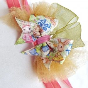 Bando Anak  Bandana Bayi  Baby Headband  Handmade (BH001) 3
