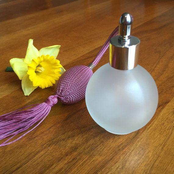 Cherry Blossom Perfume Oil Fragrance Scent by PurpleBirdPerfumes