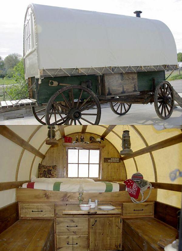 cloth camper sheep camper sheep wagon homes diy tiny homes sheep camp