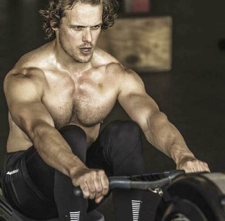 Sam Heughan of Outlander_Starz in the August issue of Men's Health Magazine - July 23rd, 2017
