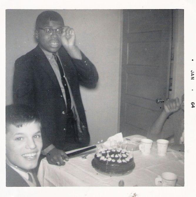 1964 birthday party