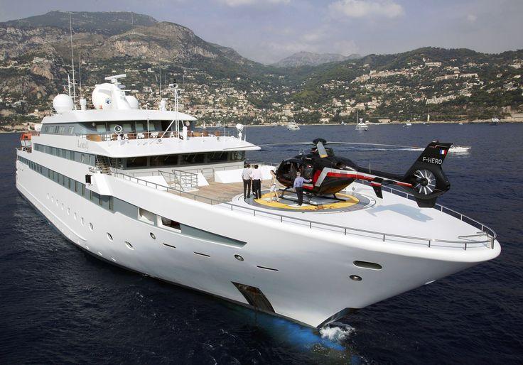 Mega yacht [ Luxuryjacorentals.com ] #Yatch #luxury #destination