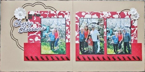 ScrapMuch? April Guest Designer featured entry by Danie