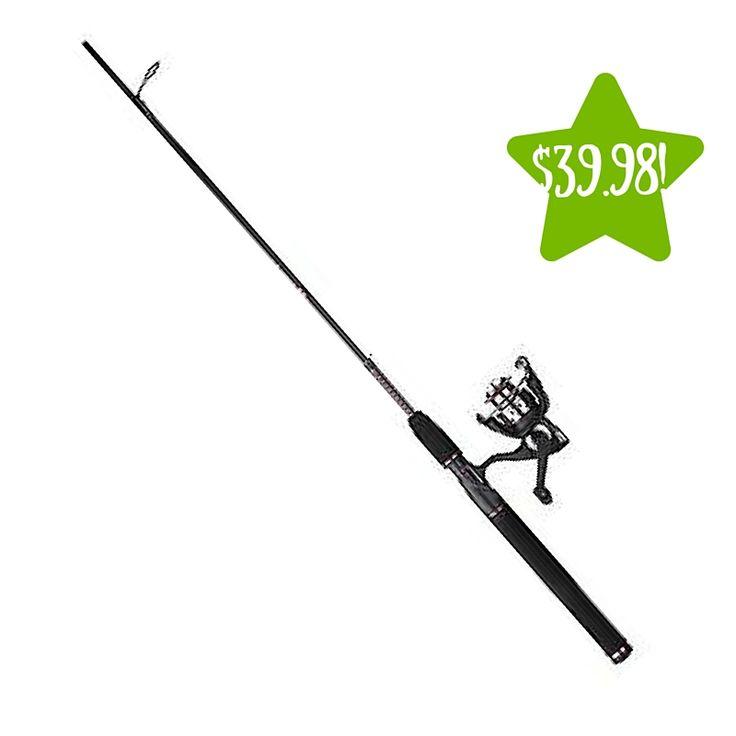 Ugly Stik Rod & Reel Combo Only $39.98 (Reg. $49.99) - http://www.couponsforyourfamily.com/ugly-stik-rod-reel-combo-only-39-98-reg-49-99/